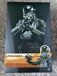 Hot Toys The Mandalorian - Death Trooper 1/6th Scale Collectible Figure See Pics