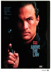 Above Law With Golf Book - Dvd - Multiple Formats Ac-3 Closed-captioned Color