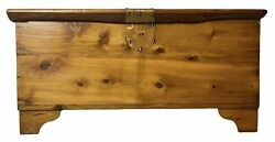 """Antique 🥀 Wooden Tea Caddy Chest Coffer 1800s-1900s Copper Hardware 18"""" Rosew"""
