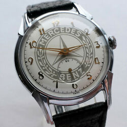 Mercedes Benz Classic Mille Miglia Car Accessory By Orfina Rally Racing Watch
