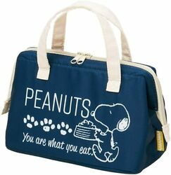 [skater] Lunch Bag Snoopy Lifestyle Peanuts 22 × 11.5 × 16cm Kga1-a
