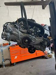 Engine Assembly Subaru Forester 18 - 4k Milies