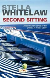 Second Sitting Casey Jones Cruise Ship Mysteries By Stella Whitelaw Excellent