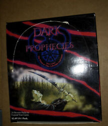 The Wheel Of Time Wot Ccg Collectible Card Game - Dark Prophecies Booster Box