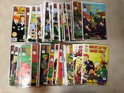 Knights Of The Dinner Table Lot 2-143 + More Vf-/nm Complete Sequential Run Set