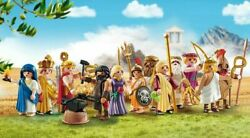 Collectible Playmobil Greek Gods History Series-ancient Greece 70213 70214 70215
