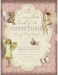 Complete Book Of Flower Fairies, Special Edition By Cicely Mary Barker Vg+