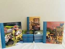 17 Time Life American Country Series Decorating Cooking Traveling Gardens Books