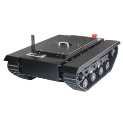 Tr500s Robot Chassis Tank Chassis All-terrain Chassis Rubber Track Load 50kg Ts