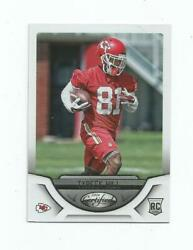 Tyreek Hill 2016 Panini Certified 184 Rare Mirror Silver Parallel Rc 312/499