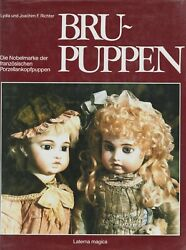 French Bru Dolls - Patents Marks Design / Scarce Book German Text