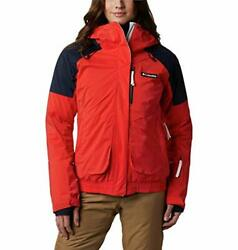 Columbia Womens Tracked Out Interchange Jacket - Choose Sz/color