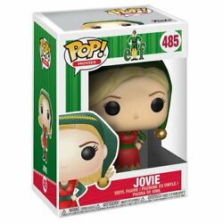 Funko Pop Jovie 485 From The Movie Elf New In Box Free Shipping