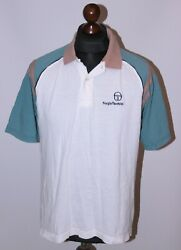 Vintage Atp Tour 1988 1990 80and039s 90and039s Sergio Tacchini Tennis Player Shirt Size 5