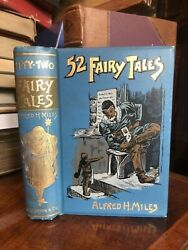 1892 Stunning Antique Fairy Tales Legends Fables Visions Oriental Swedish Vgc