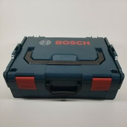 Bosch Sortimo Stackable Plastic,tool Box,14 X 17 Excellent