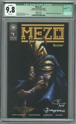 Mezo 1 Cgc 9.8 Variant Cover E Nycc 2019 Exclusive Sig Chin-tanner Zingerman