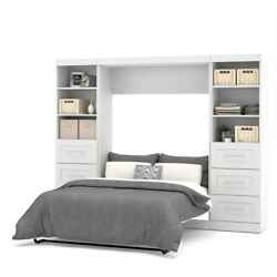 Pur 109 Full Wall Bed Kit In White