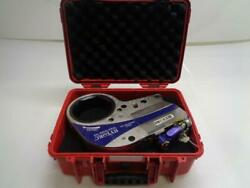 Hytorc Stealth 14 Hydraulic Wrench W/ Power Drive Key And Carrying Case Used Sr