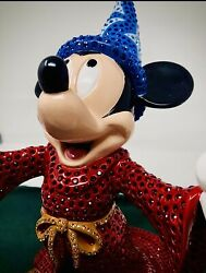 Disney Arribas Brother Le Sorcerer Fantasia Mickey Mouse 12lb Sale Price