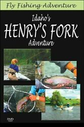 Fly Fishing Adventure Idahoand039s Henryand039s Fork - Dvd - Color Ntsc - Excellent