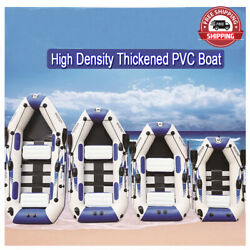 Professional Inflatable Fishing Boat Pvc Laminated Wear-resistant 3 Layer 2-6 Pe