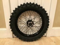 Surron Complete 16 Wheel/tire. Immediate Free Shipping. Global Shipping Avail