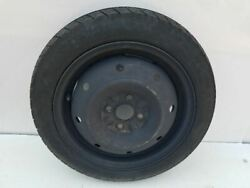 Wheel Rim 15x4 Compact Steel Spare With Tire Fits 93-97 Geo Prizm Oem