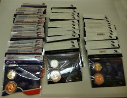 Presidential 1 Coin And First Spouse Medal Set Complete 42 Us Mint Sets Sealed
