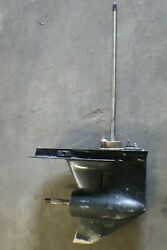 Mercury Efi 250hp Outboard Lower Unit With 25 Shaft