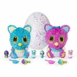 Hatchimals Hatchibabies Cheetree Hatching Egg With Interactive Pet Baby Style...