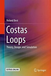 Costas Loops Theory Design And Simulation By Roland Best - Hardcover New