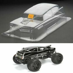 Hpi Racing 7167 Grave Robber Clear Body T-maxx / E-maxx / Savage X 4.6 / Flux