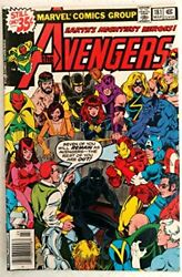 Avengers 181 1st Appearance Of Scott Lang By David Michelinie Excellent