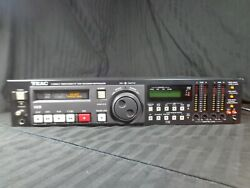 Teac V-800g-f Hi8 8mm Pro Vcr - Tape Transfer Video To Dvd- Parts Or Repair 2