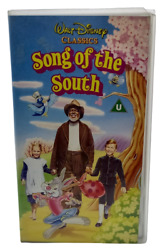 Song Of The South Vhs Pal - Rare Walt Disney Collectable. Rare Blue Label Ed.