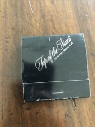 Vintage Matchbook Matches Top Of The Sixandrsquos 39 Stories Above It All New York