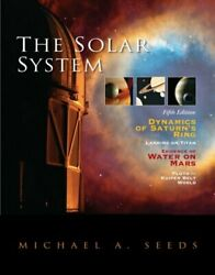 Solar System With 1pass Virtual Astronomy Labs And By Michael A. Seeds Vg+
