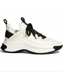 New Sports Trail Sneakers White Size 375 Sold Out Vv