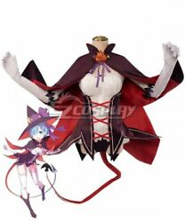 Re Life In A Different World From Zero Rem Ram Little Devil Witch Cosplay Costu