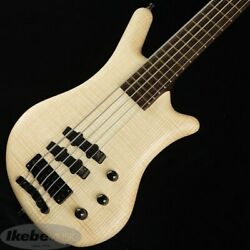 Warwick Cs Thumb Bass Bolt-on 5st Selected 1 French New Electric Bass