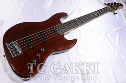 Moon Jj-5-250k Used Electric Bass