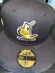 7 5/8 St. Louis Cardinals Black 1967 World Series Yellow Bottom Fitted Hat