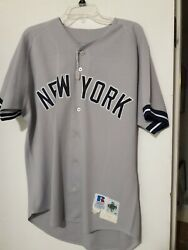 1998 Ny Yankees World Series Gary Tuck Game Used Jersey And 2004 Pants Steiner