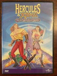 Hercules And Xena The Animated Movie The Battle For Mount Olympus Dvd 1998