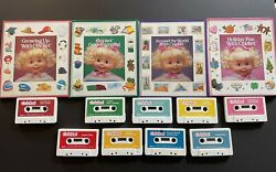Cricket Talking Doll Book And Cassette Tape Lot 1986 Playmates Toys