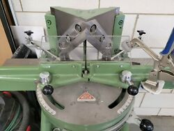 Morso Custom Picture Frame/moulding Chopper - Foot Action - Used