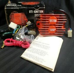 Vintage Ultra Performance - Uti Ignition System - Japan German Auto 1960and039s Mint