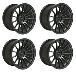 Enkei Rs05rr 18x8.5 +35 5x112 For Benz Mdg From Japan [4 Rims Wheels ] Jdm
