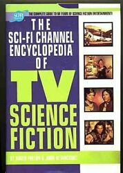 Sci-fi Channel Encyclopedia Of Tv Science Fiction By Roger Fulton And John Vg
